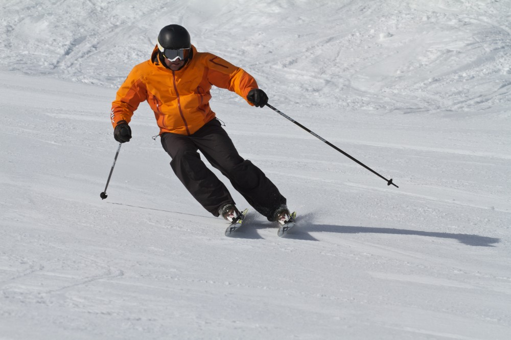 Intermediate Ski Lessons